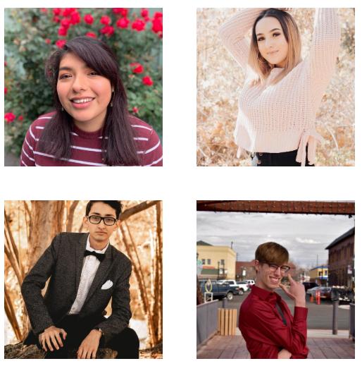 2020 Graduate Portraits