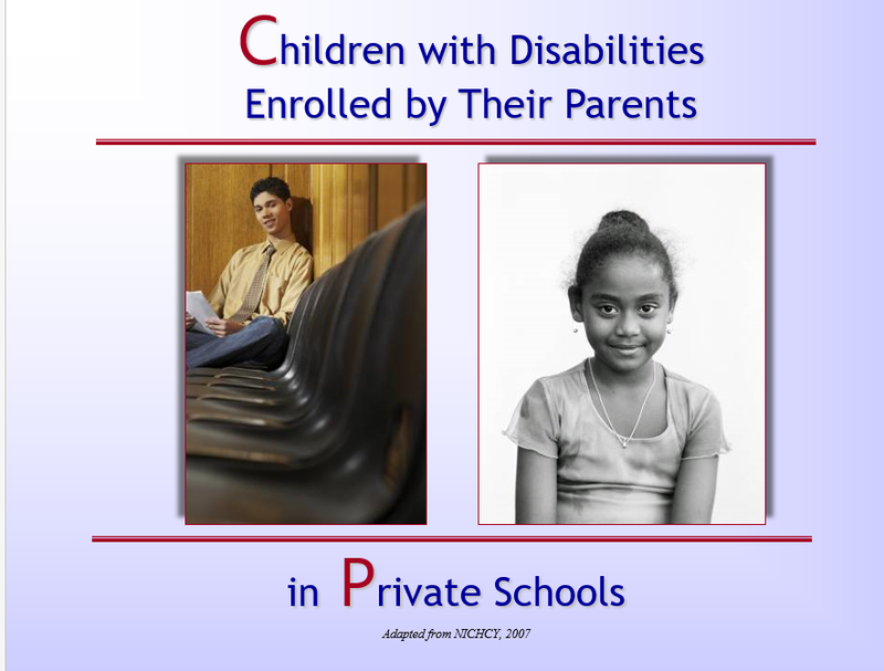 Children with Disabilities enrolled by their Parents Presentation Featured Photo