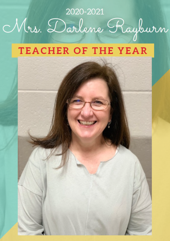2020-2021 Teacher of the Year Featured Photo