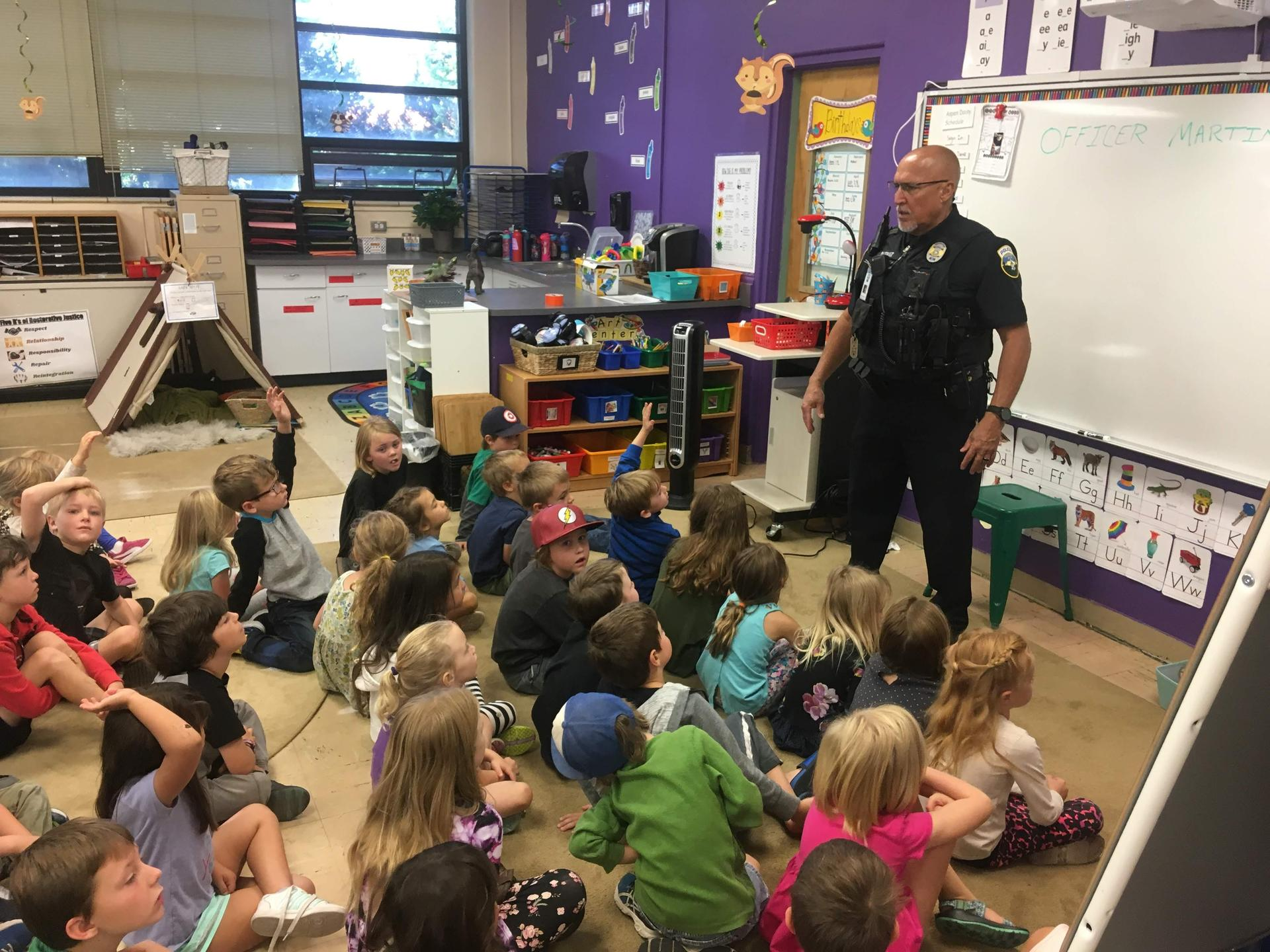 Learning about Community Safety