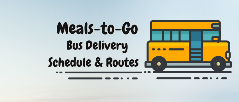 Bus Route Delivery Update 3/31/20 Thumbnail Image