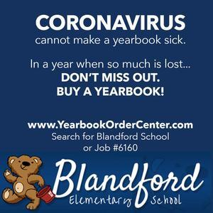 Corona Virus Yearbook Sale BES.jpg