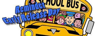 School bus with bus driver and students on it