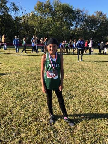 finley girls cross country