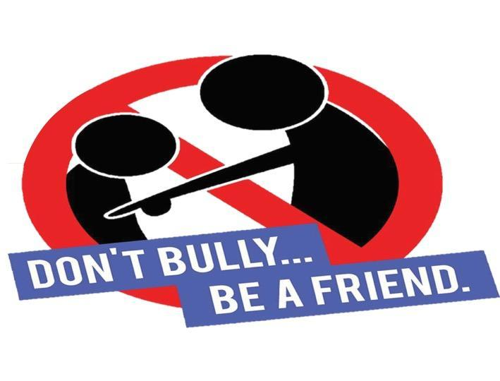 Anti-bullying graphic