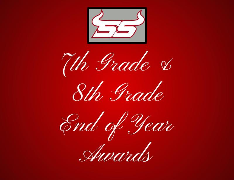 SSMS 7th & 8th Grade End of Year Awards Featured Photo