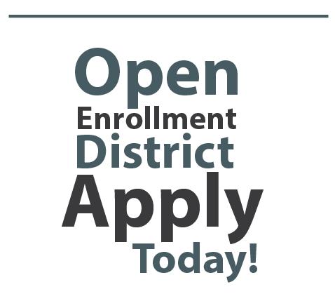 open enrollment district