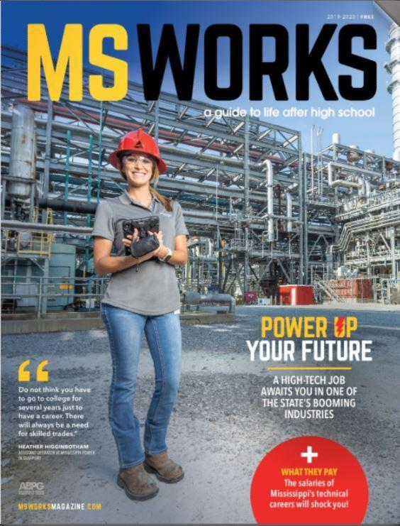 MS Works Magazine