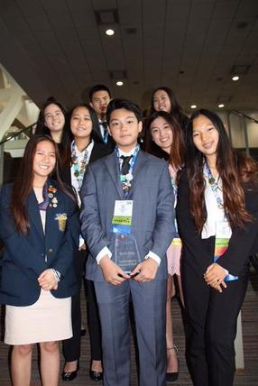 FBLA National Winner: Introduction to Financial Math