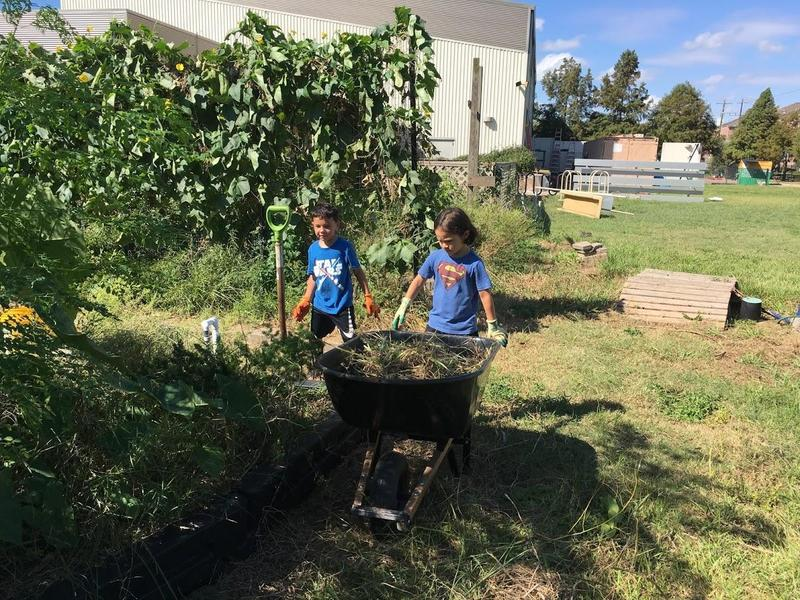 Sign Up for Spring Garden Working Day - Saturday, April 13 Featured Photo