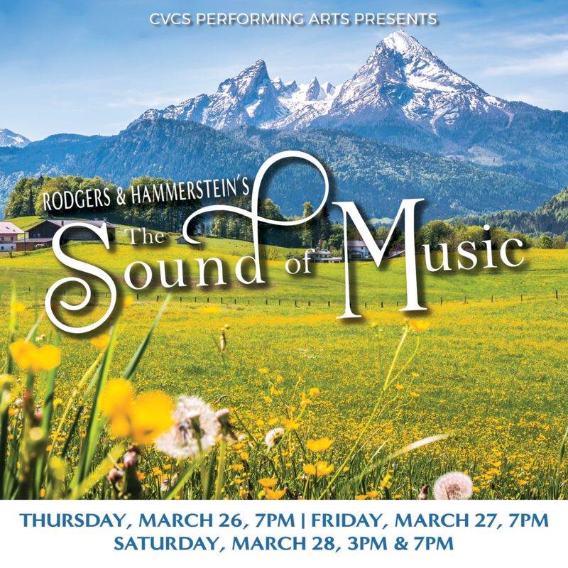 **POSTPONED** Sound of Music Spring Musical Featured Photo