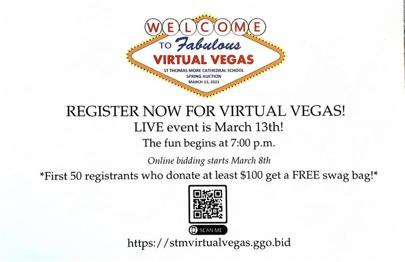 You're Invited to the STM Fabulous Virtual Vegas Auction Featured Photo