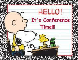 Conference Time!