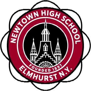 Newtown High School logo.