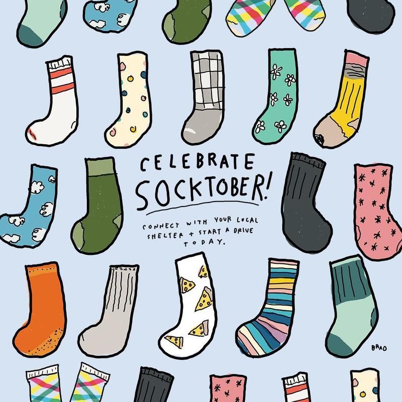 Celebrate Socktober