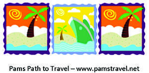 Pam's Path To Travel