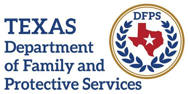 Image of Texas DFPS logo