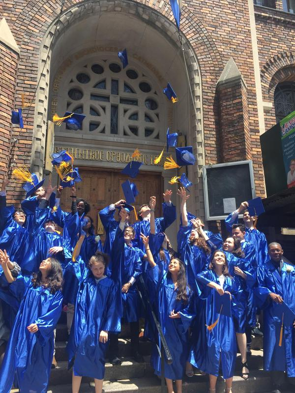 Graduation at The Cathedral School Celebrates Excellence in Education! Featured Photo