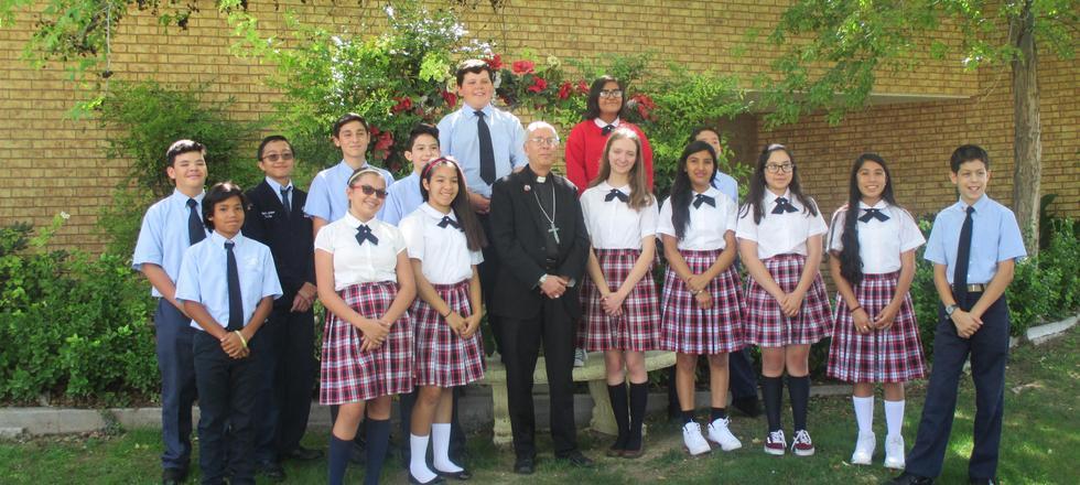 Most Holy Trinity Catholic School