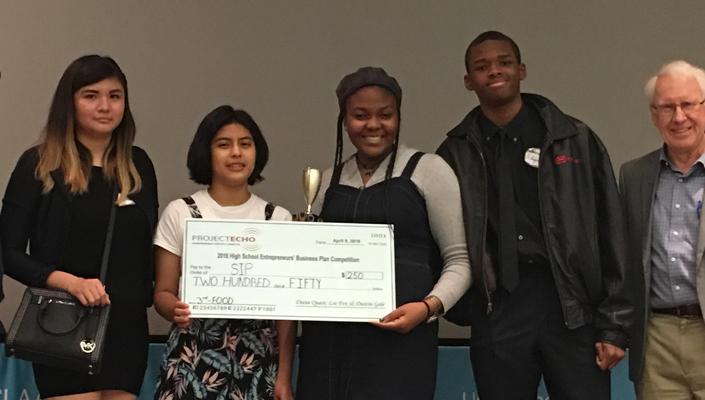 Flashback Project Echo Winners