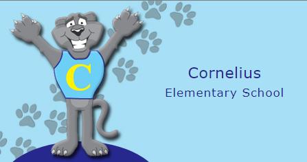 Cornelius Elementary School Logo