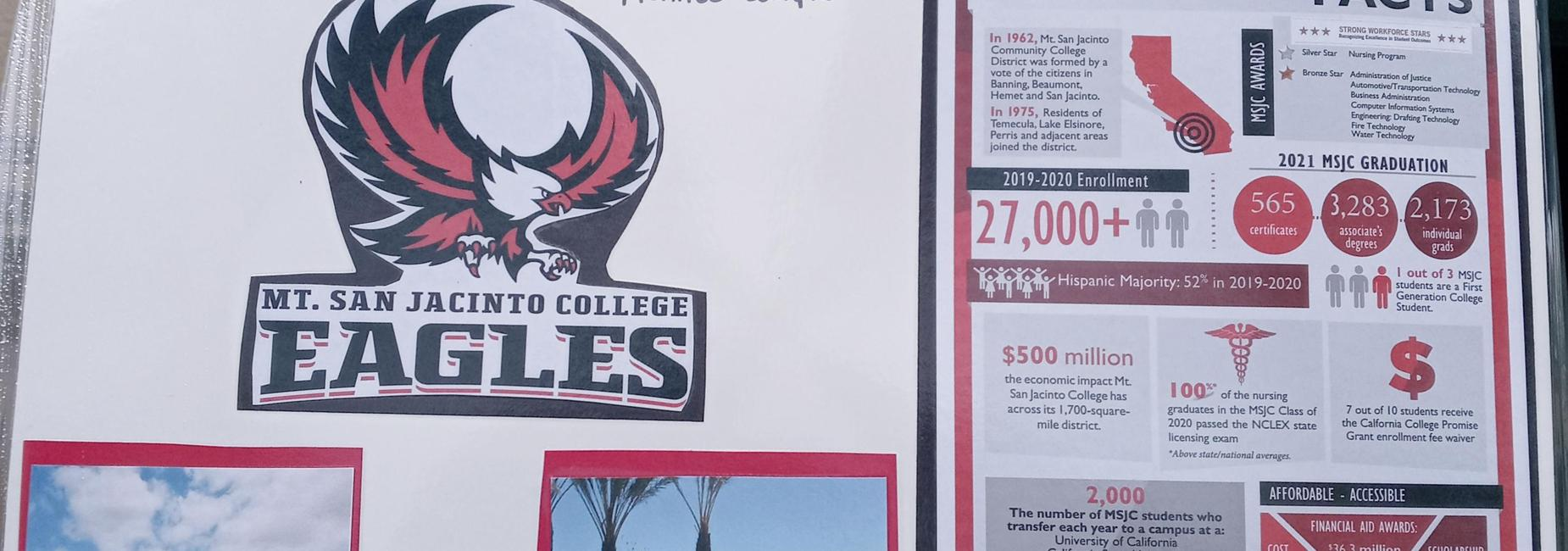 College Kickoff Posters