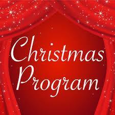 Virtual Christmas Program Featured Photo