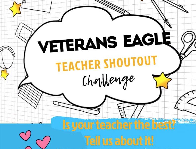 Teacher Shout Out Challenge!