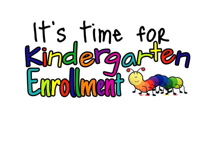Icon for Kindergarten Enrollment