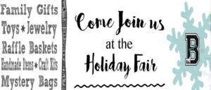 holiday fair clipart