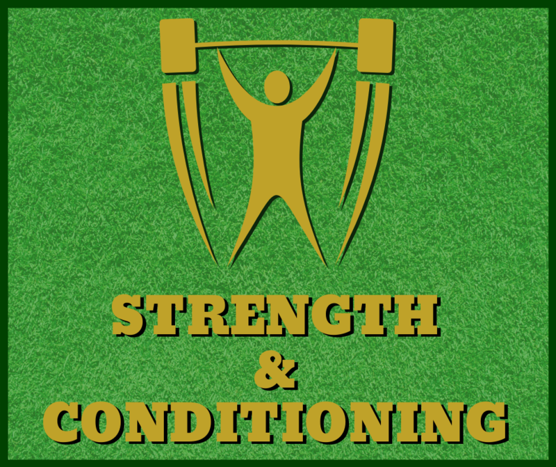 STRENGTH AND CONDITIONING IMAGE