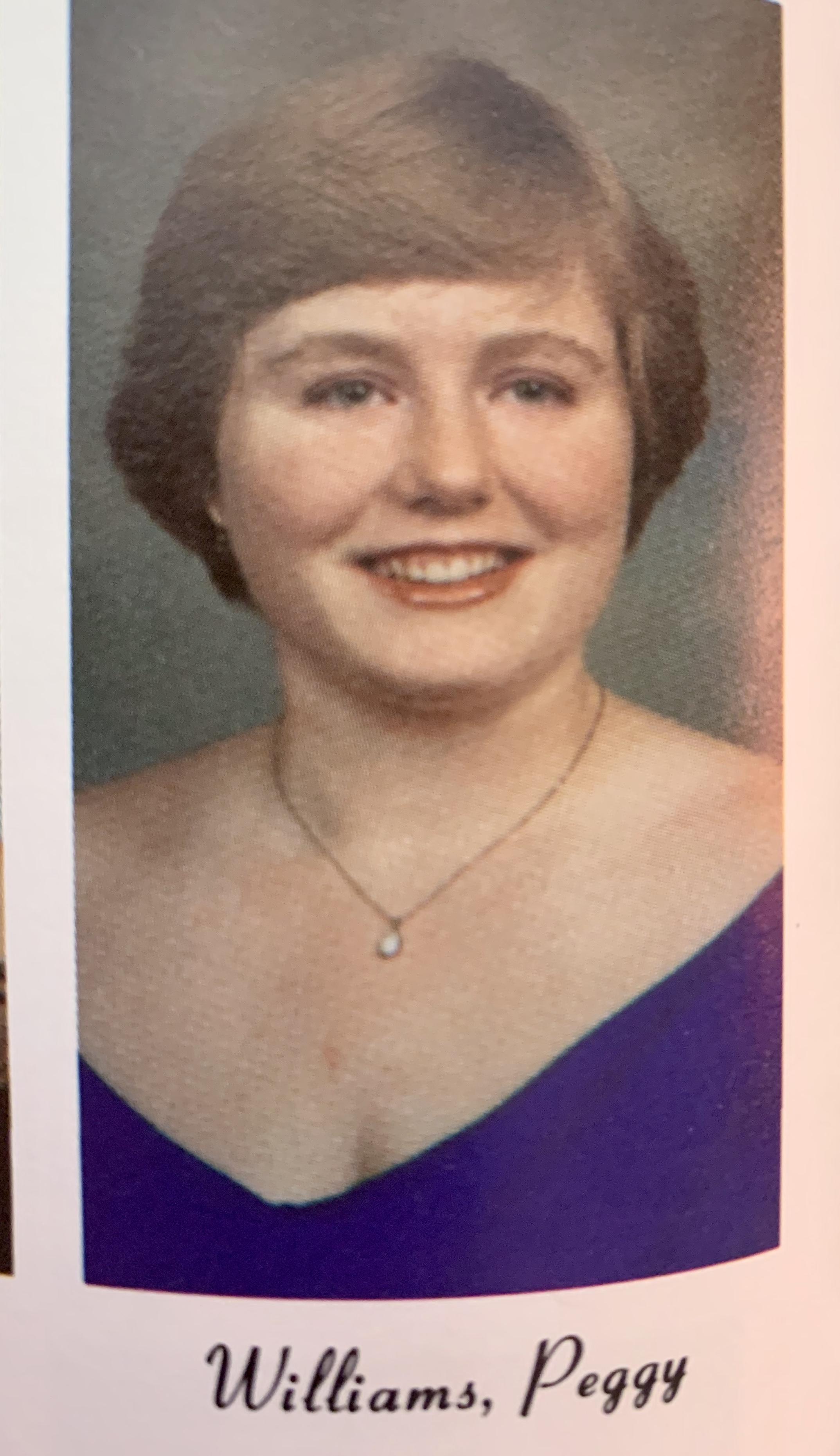 My love Peggy 1983