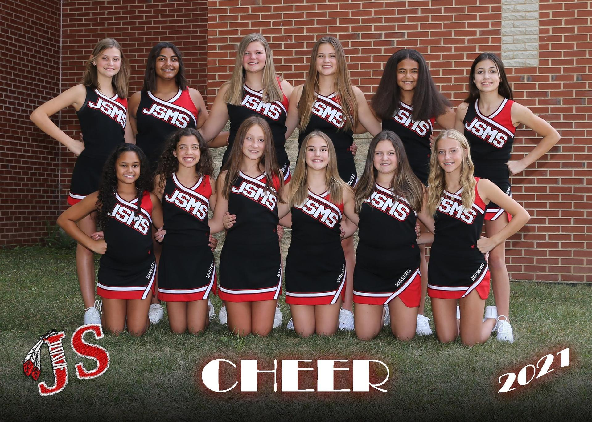 Cheer 21-22