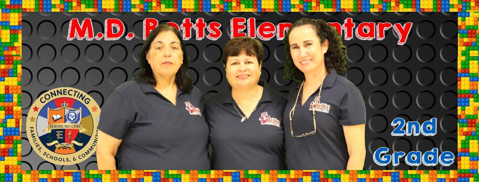 Image of 2nd grade staff