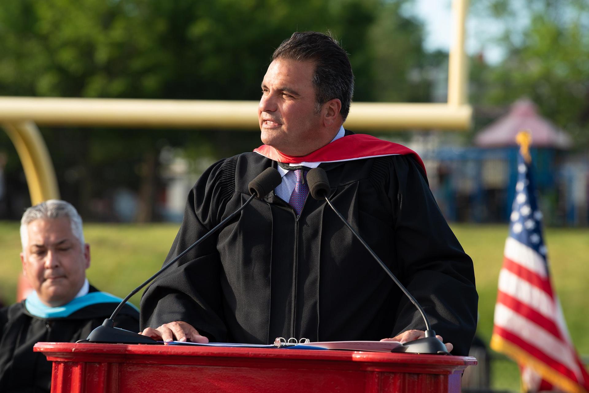 Mayor Carlo DeMaria