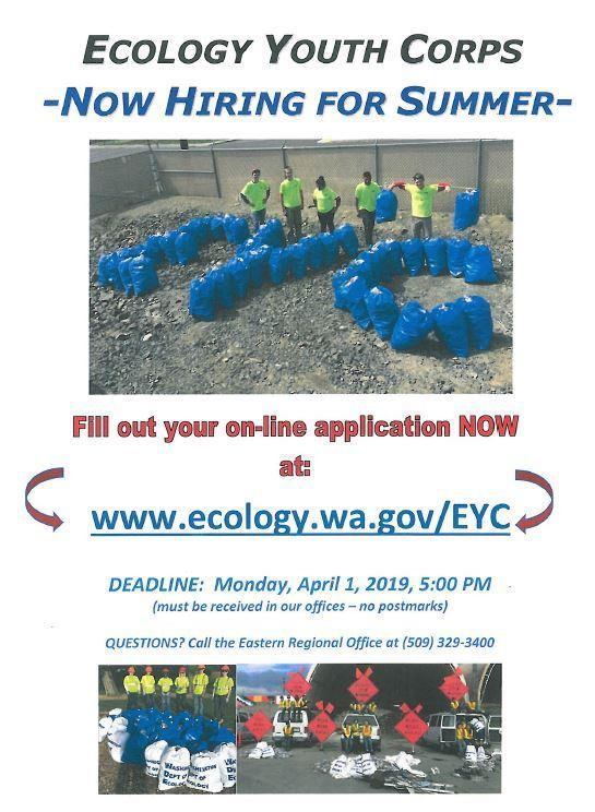 Ecology Youth Corps