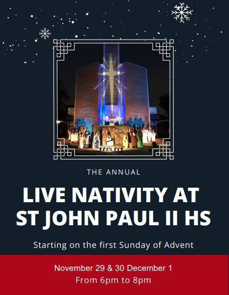 Live Nativity Featured Photo