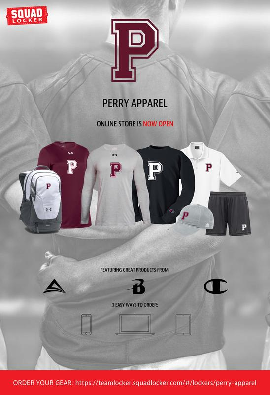 Perry Apparel Stores are open