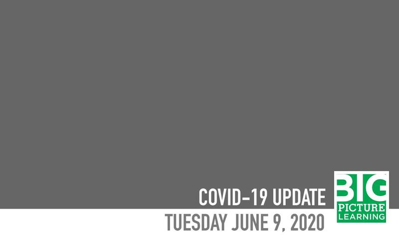 BPL COVID Update for Tuesday, June 9, 2020 Featured Photo