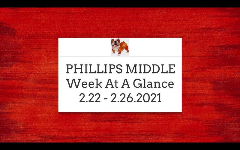Bulldog Week At A Glance 2/22 - 2/26 Featured Photo