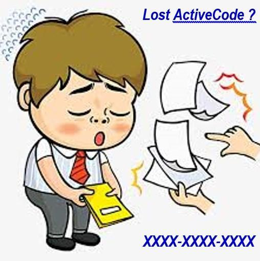 Lost your child's ActiveCode for Online Registration Thumbnail Image