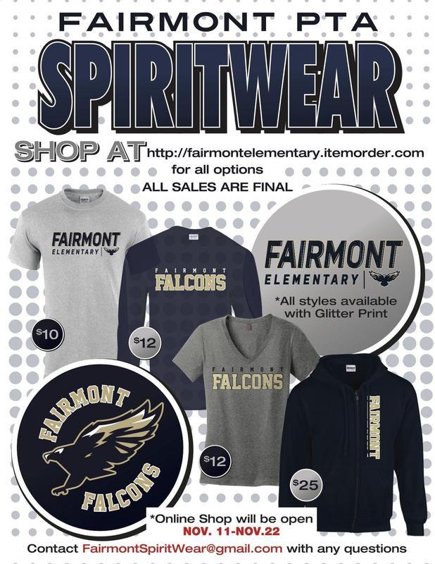 Get Your NEW Spirit Wear!