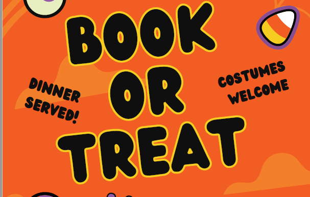 Book or Treat
