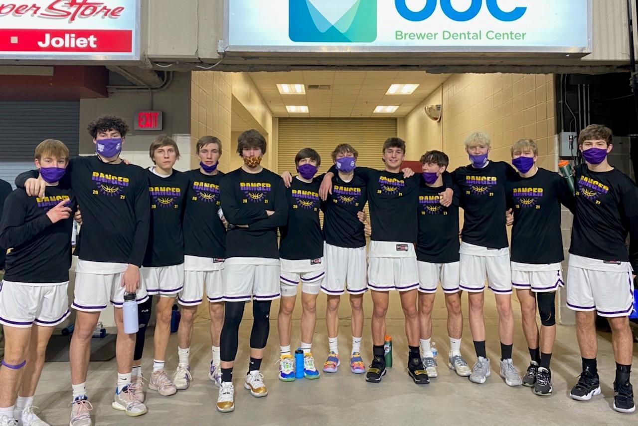 Boys Basketball Team 20-21 Season