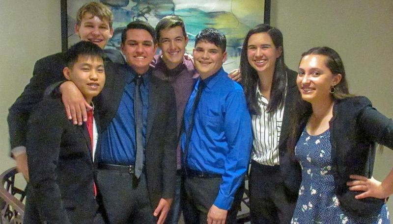 Academic Decathlon Takes Seventh at National Finals Featured Photo