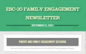 Family Engagement Letter
