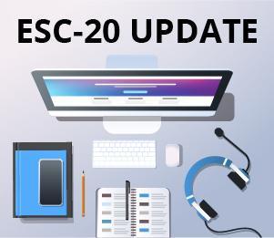 ESC-20 Update Graphic