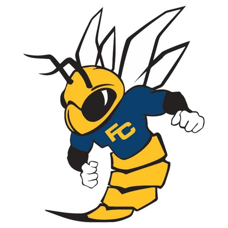 FCC Mascot - the hornet