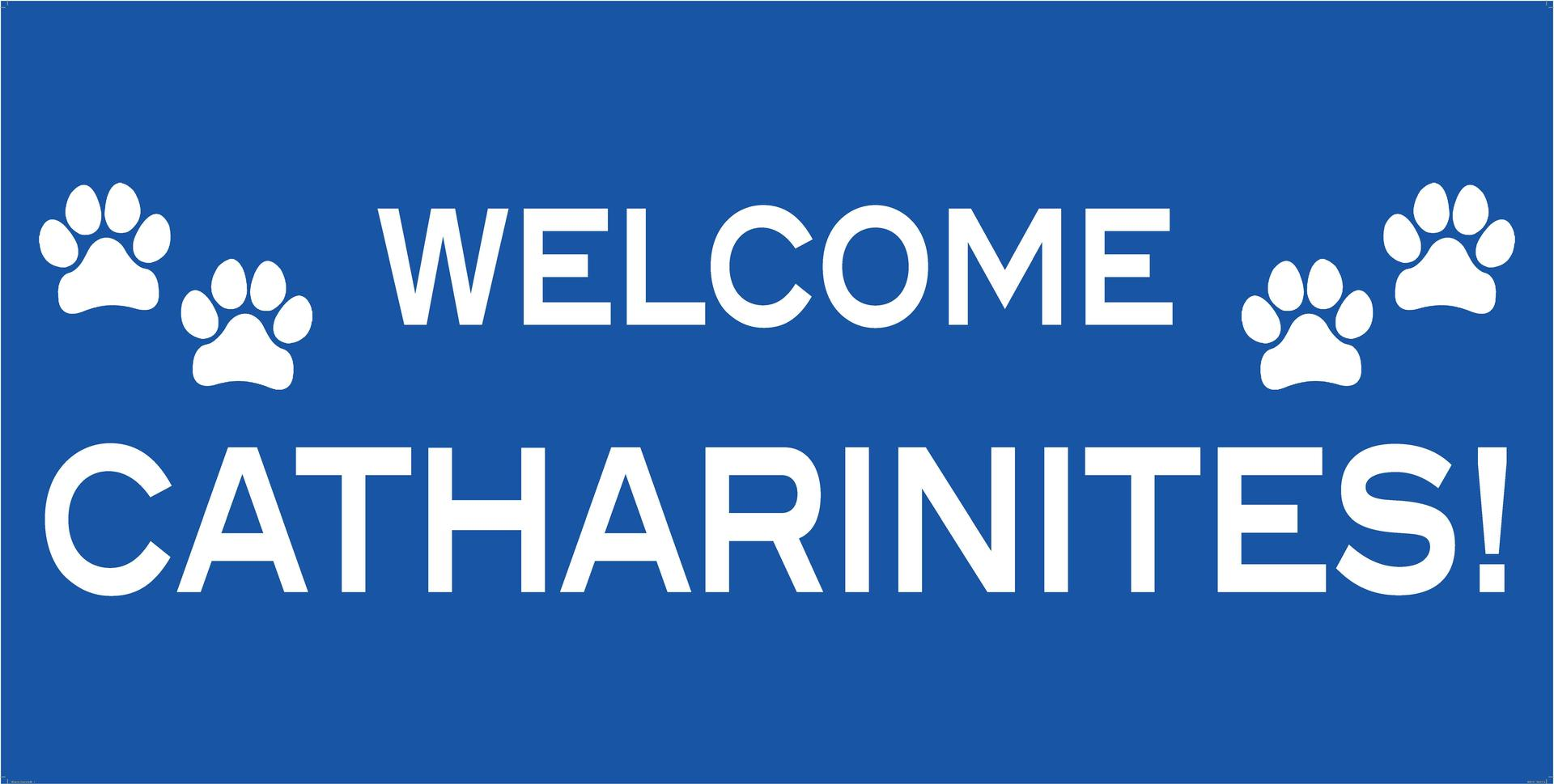 Welcome Catharinites