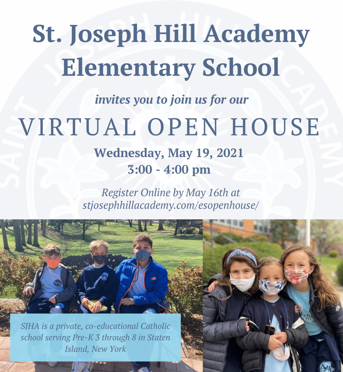 Invite to Open House